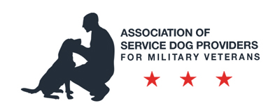 ASSOCIATION OF SERVICE DOG PROVIDERS FOR MILITARY VETERANS