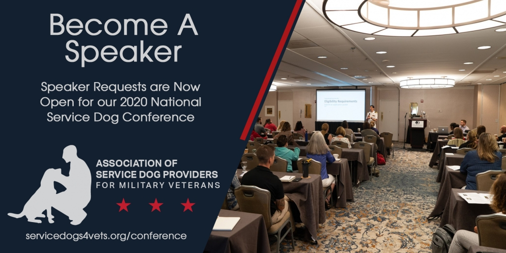 2020 National Service Dog Conference – ASSOCIATION OF