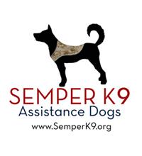 Semper K9 - Assistance Dogs logo