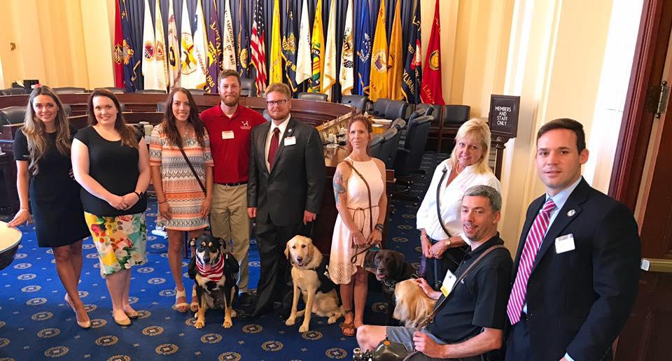 ASDPMV Meetings with Congress Members slider