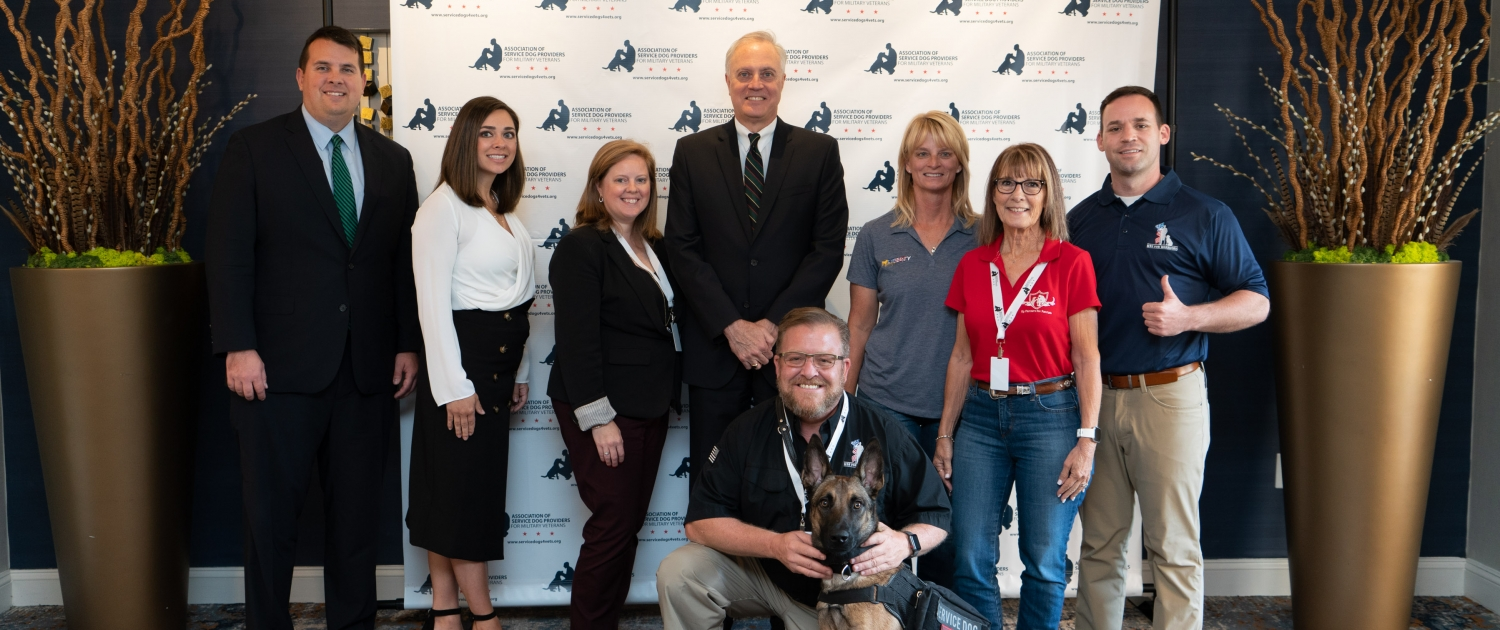 OUR TEAM – ASSOCIATION OF SERVICE DOG PROVIDERS FOR MILITARY VETERANS